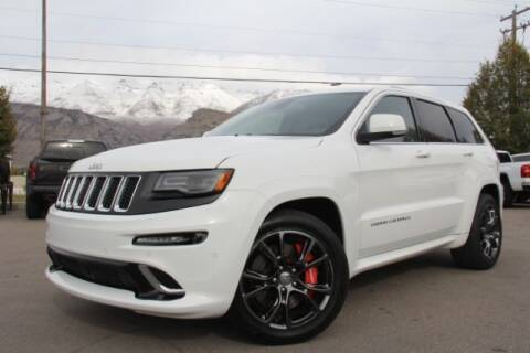2015 Jeep Grand Cherokee for sale at REVOLUTIONARY AUTO in Lindon UT