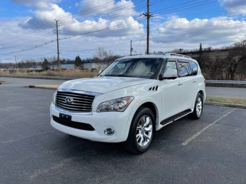 2013 Infiniti QX56 for sale at Cars With Deals in Lyndhurst NJ