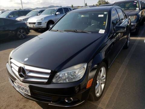 2011 Mercedes-Benz C-Class for sale at SoCal Auto Auction in Ontario CA