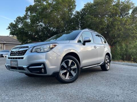 2018 Subaru Forester for sale at Z Carz Inc. in San Carlos CA