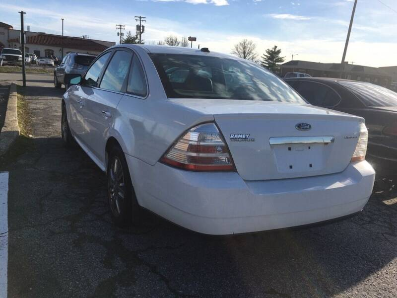 2008 Ford Taurus for sale at Drive Today Auto Sales in Mount Sterling KY