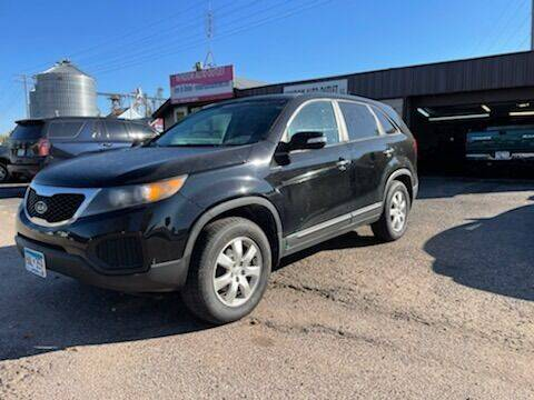2012 Kia Sorento for sale at WINDOM AUTO OUTLET LLC in Windom MN