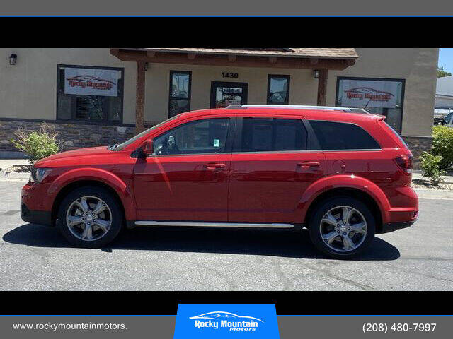 2016 Dodge Journey for sale at Rocky Mountain Motors in Idaho Falls ID