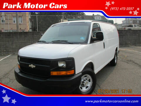 2008 Chevrolet Express Cargo for sale at Park Motor Cars in Passaic NJ