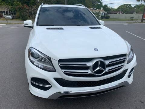 2017 Mercedes-Benz GLE for sale at Consumer Auto Credit in Tampa FL