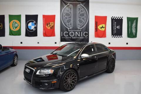 2008 Audi RS 4 for sale at Iconic Auto Exchange in Concord NC