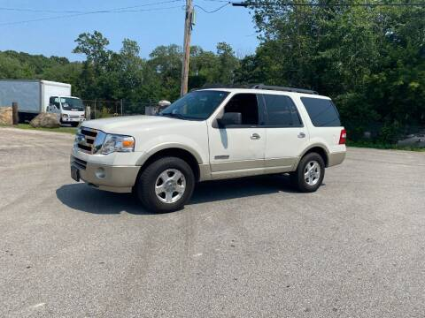 2008 Ford Expedition for sale at East Coast Motor Sports in West Warwick RI