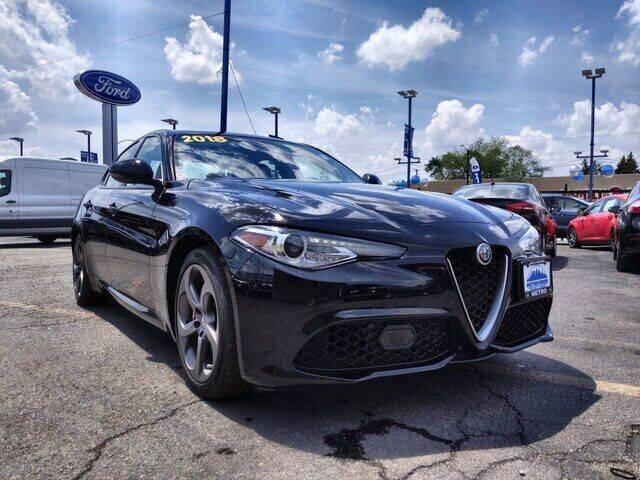 2018 Alfa Romeo Giulia for sale in Chicago, IL
