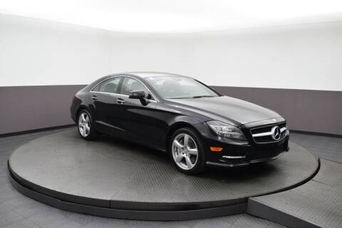 2014 Mercedes-Benz CLS for sale at M & I Imports in Highland Park IL