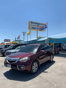 2011 Acura RDX for sale at Borrego Motors in El Paso TX