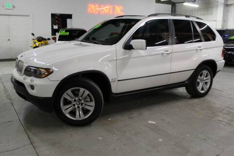 2005 BMW X5 for sale at R n B Cars Inc. in Denver CO