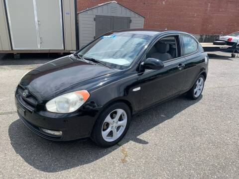 2008 Hyundai Accent for sale at LINDER'S AUTO SALES in Gastonia NC