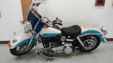 1984 Harley-Davidson Electra Glide Sport for sale at Heartland Classic Cars in Effingham IL