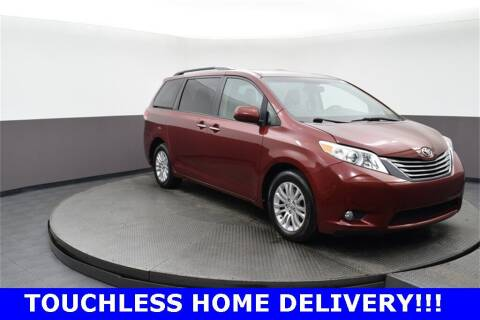 2016 Toyota Sienna for sale at M & I Imports in Highland Park IL