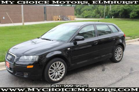 2008 Audi A3 for sale at Your Choice Autos - My Choice Motors in Elmhurst IL