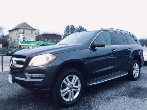 2013 Mercedes-Benz GL-Class for sale at Trimax Auto Group in Baltimore MD