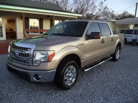 2013 Ford F-150 for sale at PICAYUNE AUTO SALES in Picayune MS