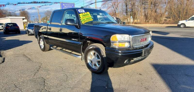 2005 GMC Sierra 1500 for sale at Russo's Auto Exchange LLC in Enfield CT