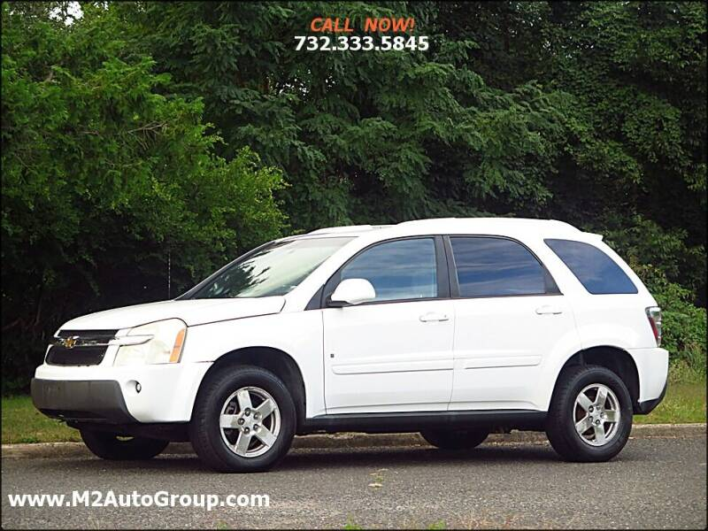 2006 Chevrolet Equinox for sale at M2 Auto Group Llc. EAST BRUNSWICK in East Brunswick NJ