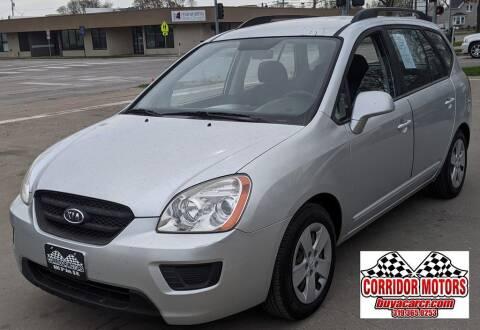 2009 Kia Rondo for sale at Corridor Motors in Cedar Rapids IA