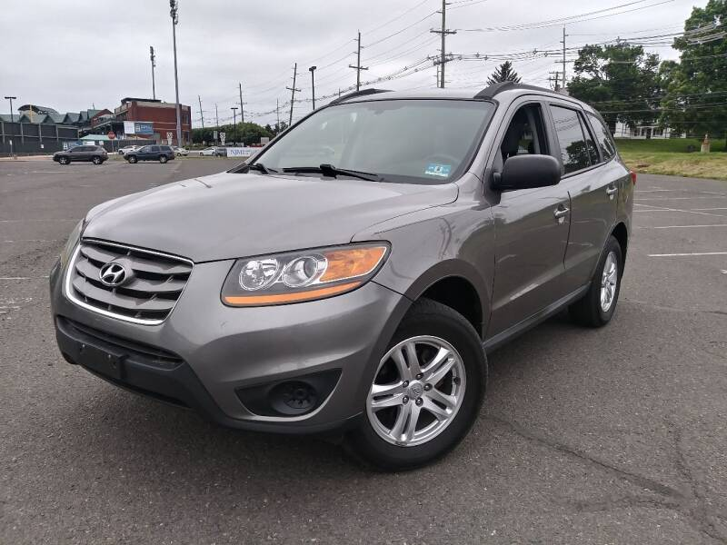 2011 Hyundai Santa Fe for sale at Nerger's Auto Express in Bound Brook NJ