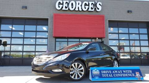 2011 Hyundai Sonata for sale at George's Used Cars - Pennsylvania & Allen in Brownstown MI
