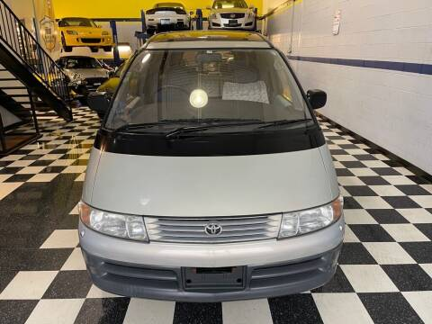 2003 Toyota Sienna for sale at Euro Auto Sport in Chantilly VA