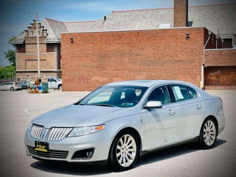 2009 Lincoln MKS for sale at ARCH AUTO SALES in St. Louis MO