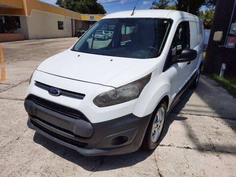 2014 Ford Transit Connect Cargo for sale at Autos by Tom in Largo FL