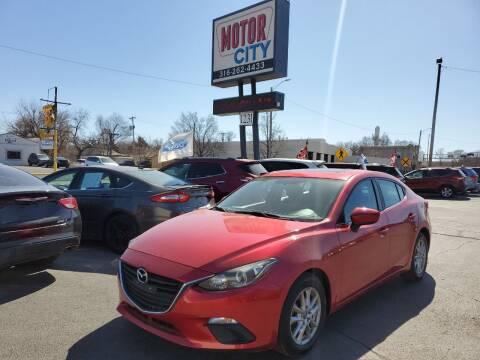 2014 Mazda MAZDA3 for sale at Motor City Sales in Wichita KS
