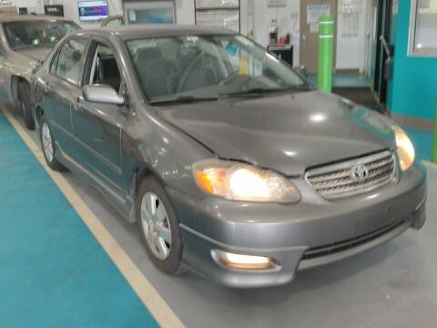 2005 Toyota Corolla for sale at Wheel Tech Motor Vehicle Sales in Maylene AL