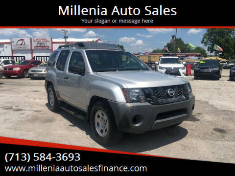 2006 Nissan Xterra for sale at Millenia Auto Sales in Orlando FL