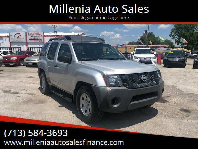 2006 Nissan Xterra for sale at Millenia Auto Sales in Orlando FL