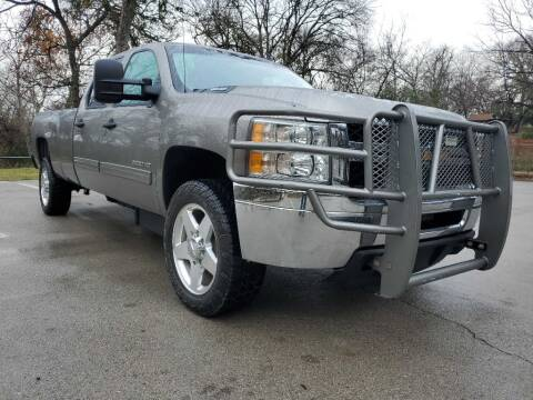 2013 Chevrolet Silverado 2500HD for sale at Thornhill Motor Company in Lake Worth TX