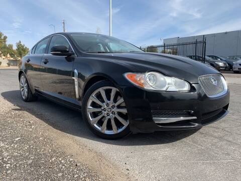 2010 Jaguar XF for sale at Boktor Motors in Las Vegas NV
