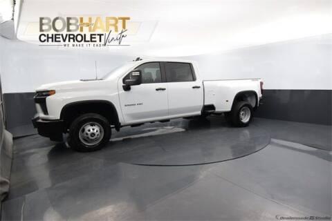 2020 Chevrolet Silverado 3500HD for sale at BOB HART CHEVROLET in Vinita OK