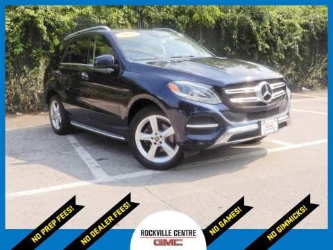 2018 Mercedes-Benz GLE for sale at Rockville Centre GMC in Rockville Centre NY