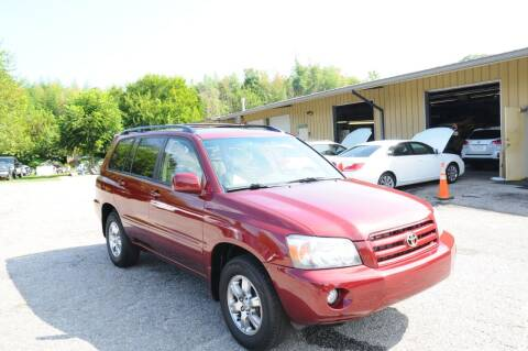 2007 Toyota Highlander for sale at RICHARDSON MOTORS USED CARS - Buy Here Pay Here in Anderson SC