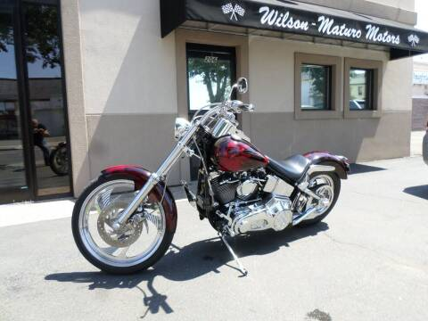 1997 Harley-Davidson FXSTC for sale at Wilson-Maturo Motors in New Haven Ct CT