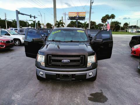 2014 Ford F-150 for sale at Celebrity Auto Sales in Fort Pierce FL
