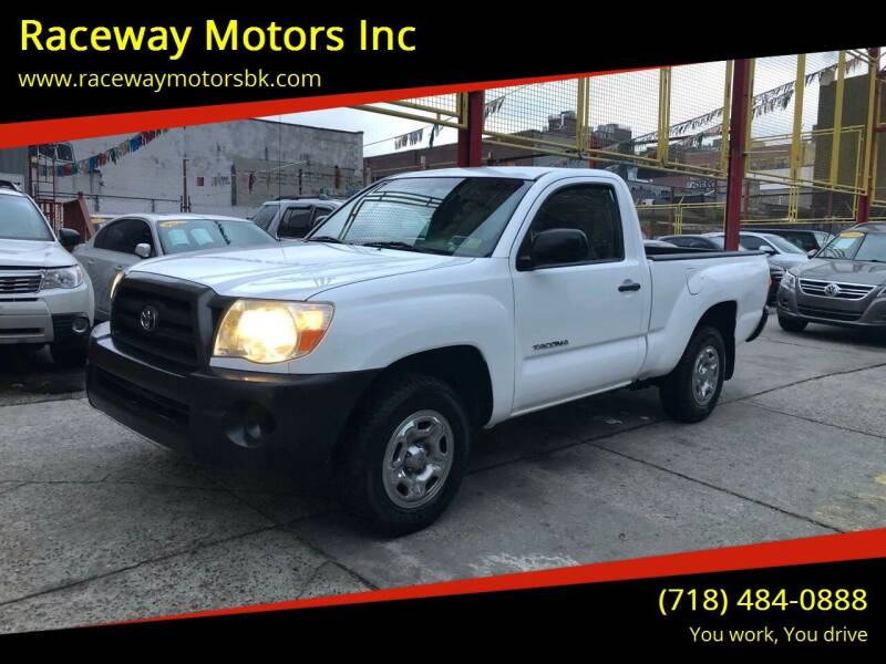 2005 Toyota Tacoma for sale at Raceway Motors Inc in Brooklyn NY