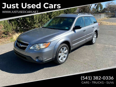 2009 Subaru Outback for sale at Just Used Cars in Bend OR