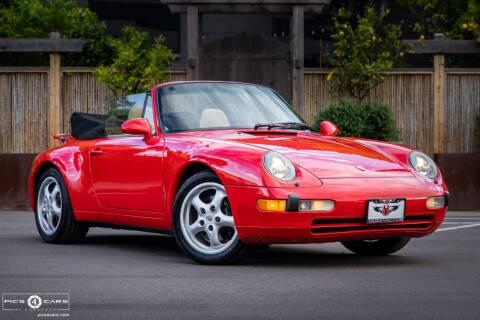 1995 Porsche 911 for sale at Veloce Motorsales in San Diego CA