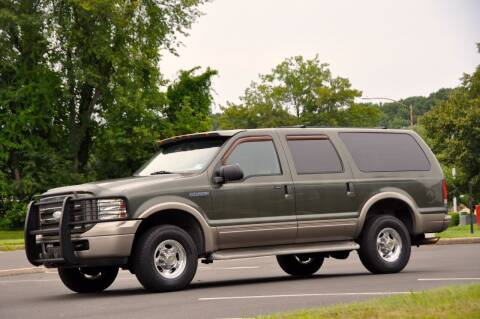 2005 Ford Excursion for sale at T CAR CARE INC in Philadelphia PA
