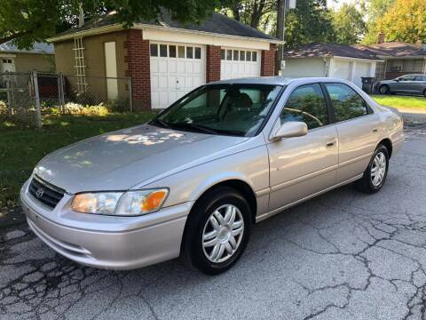 2000 Toyota Camry for sale at JE Auto Sales LLC in Indianapolis IN