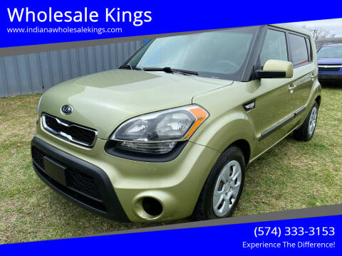 2012 Kia Soul for sale at Wholesale Kings in Elkhart IN