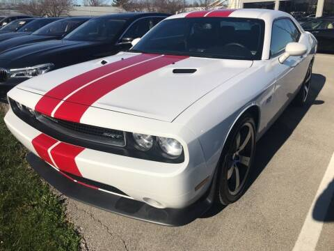 2013 Dodge Challenger for sale at Coast to Coast Imports in Fishers IN
