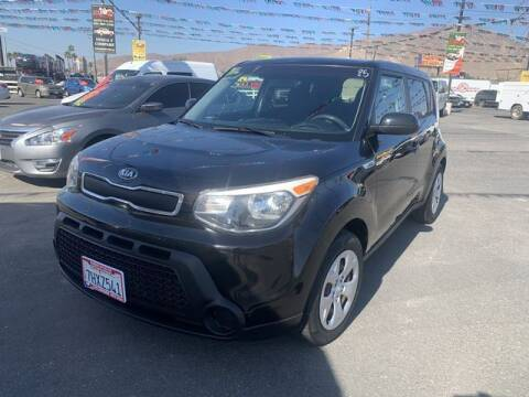 2015 Kia Soul for sale at Los Compadres Auto Sales in Riverside CA