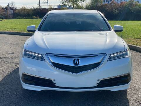 2015 Acura TLX for sale at Pristine Auto Group in Bloomfield NJ