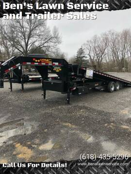 2020 Doolittle BF1022814K for sale at Ben's Lawn Service and Trailer Sales in Benton IL